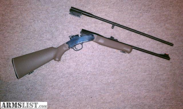 Single shot shotgun thread - Page 4 - Survivalist Forum
