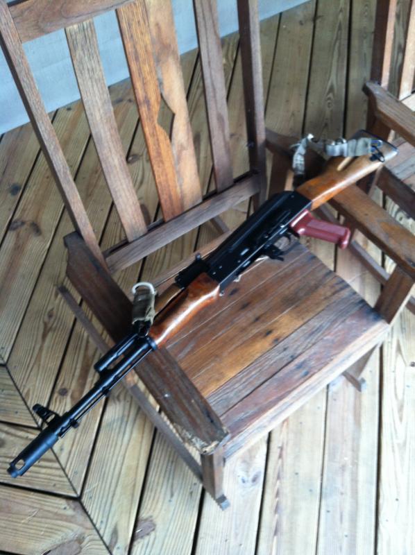 Ak-74 help!! - Survivalist Forum
