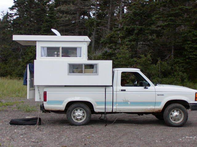 Diy truck camper - Survivalist Forum
