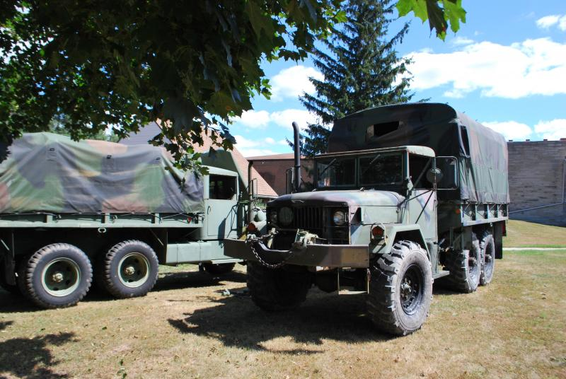 All about the m35a2 deuce & a half 6x6 multi-fuel