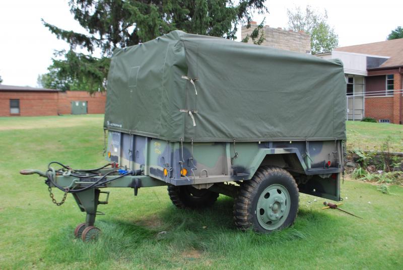 All about the m35a2 deuce & a half 6x6 multi-fuel - Survivalist Forum