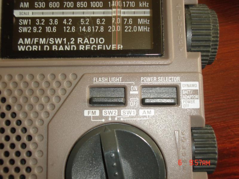 Grundig FR200 Radio Review - Survivalist Forum
