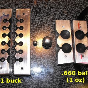 1 buck 660 ball molds.JPG