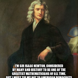 Isaac Newton and 100%+ voting rate.jpg